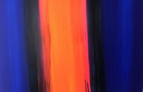 Ultramarinpinkorangegelb, Michael Eckle