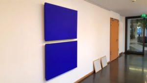 Aufbau Zwischen Blau und Blau