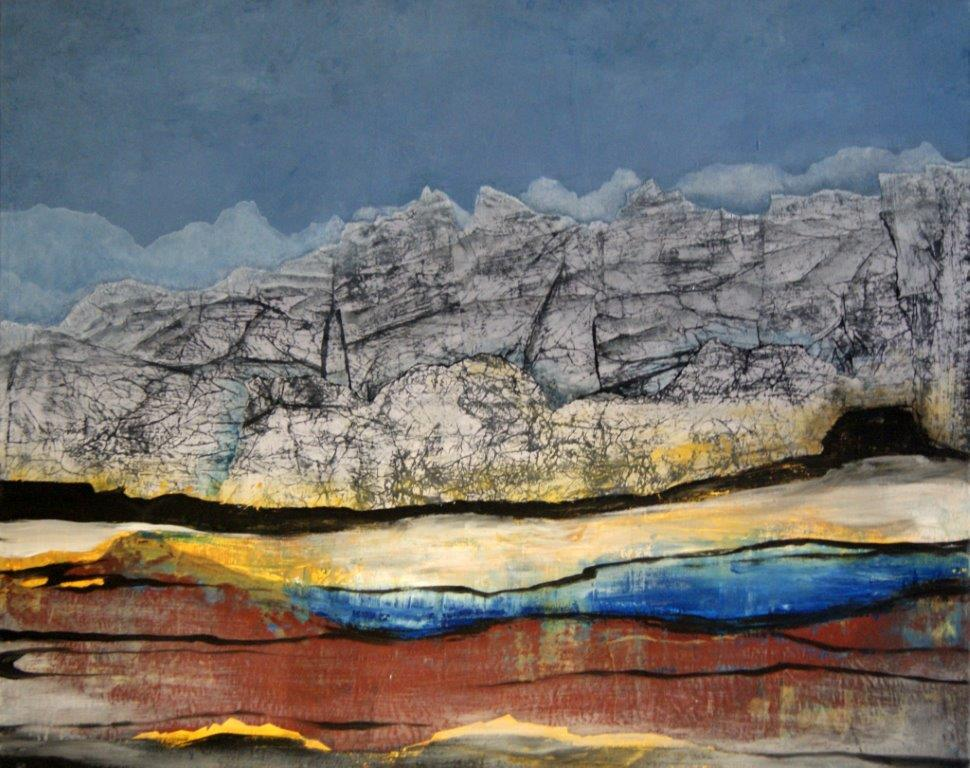 Gebirge, Eva Maria Kränzlein