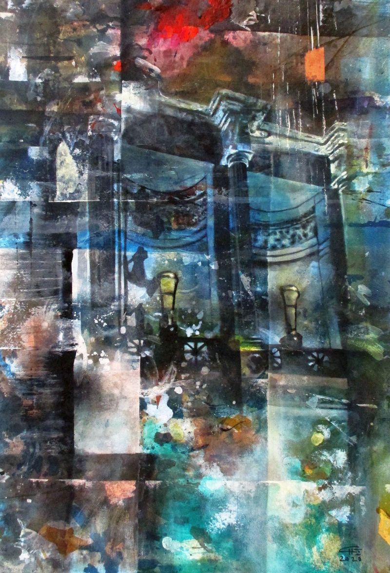 Heilige Hallen / 2020, Christoph Everding