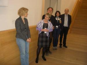 Führung im Museum Brandhorst