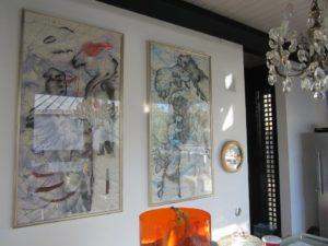 Atelierbesuch bei Leda Luss Luyken