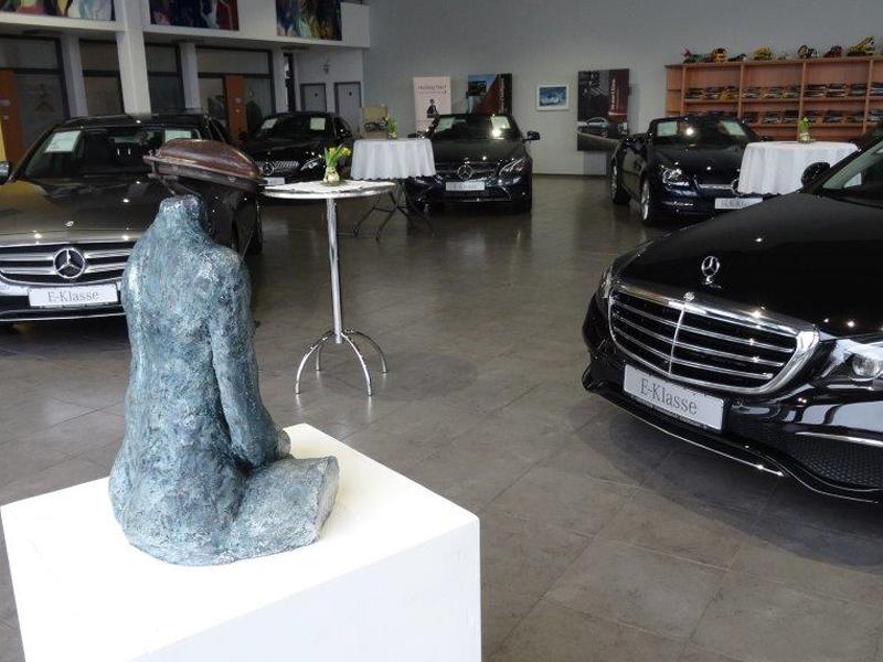 Hansjürgen Vogel - Kunst im Autohaus