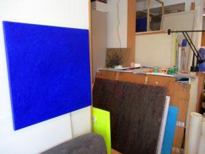 Atelierbesuch bei Michael Eckle