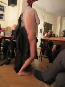 Butoh Performance