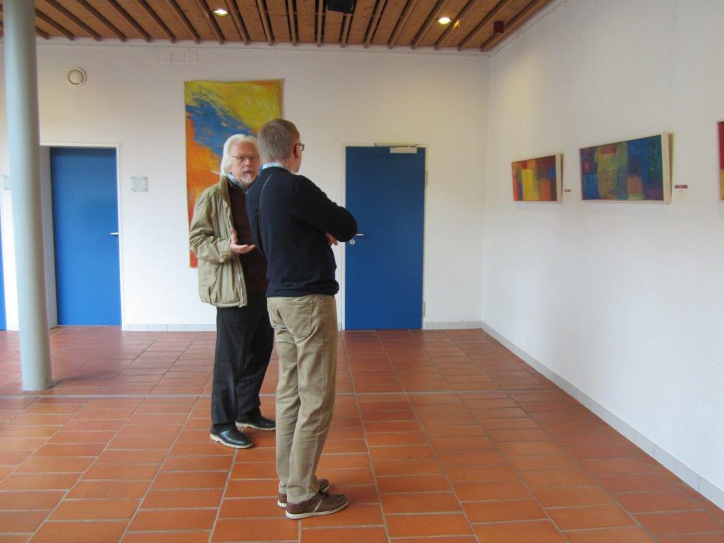 """Ausstellung """"FARBE bekennen – Malerei 2005-2015"""""""