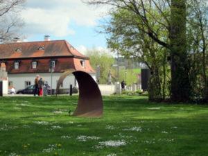 Führung mit Gerhard Gerstberger im Park von Schloss Hohenkammer